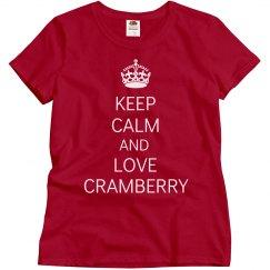 Love Cramberry