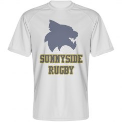 Wildcat Silhouette Rugby