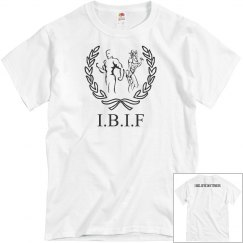 I.B.I.F official men's T