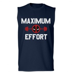 Maximum Effort Workout