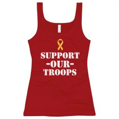 Support Troops Ribbon