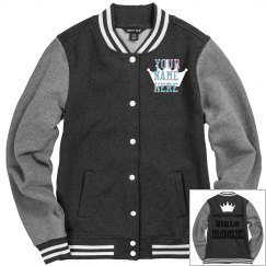 Personalize Pageant Jacket