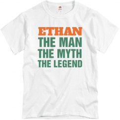 Ethan the man