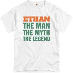 Ethan the man