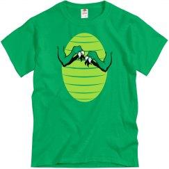 Dinosaur for Halloween