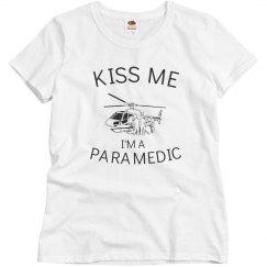 Kiss me I'm a paramedic