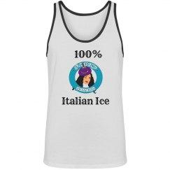 100% Italian Ice-Men's