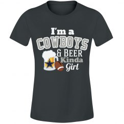 Cowboys & Beer Girl
