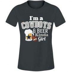 Cowboys & Beer Girl