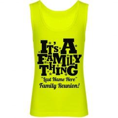 Family Reunion Neon