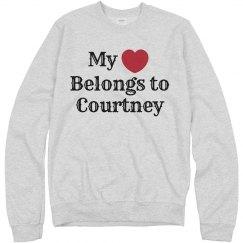 My heart belongs to Court