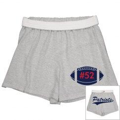 Pats shorts