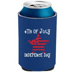ROYAL 4TH OF JULY Can Cooler