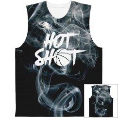 Hot Shot Basketball Tank