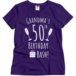 NaNa's 50th bash!