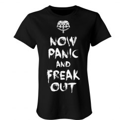 Now Panic & Freak Out