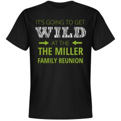 Millers family Reunion