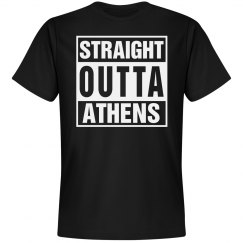 Straight outta Athens