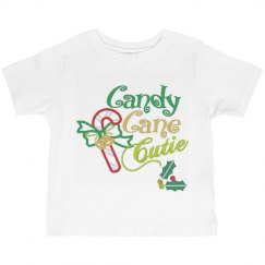 Candy Cane Cutie Tee