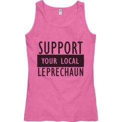 Support Your Local Leprechaun