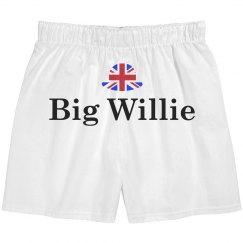 Big Willie UK Undies
