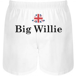 Big Willie UK Undies