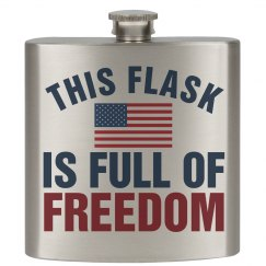 Flask Full of Freedom