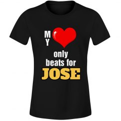 Heart beats for Jose
