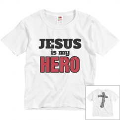 Jesus is my hero!
