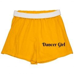Dance shorts-script