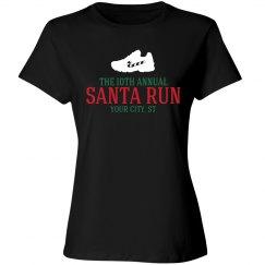 Annual Santa 5K Run
