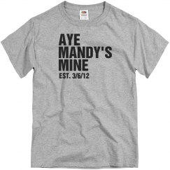 Mandy's Mine Tee