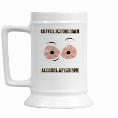 Coffee and Alcohol