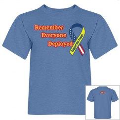Children's R.E.D. shirt