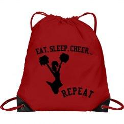 Eat, Sleep, Cheer... Repeat