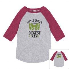 Custom Little Sister Softball