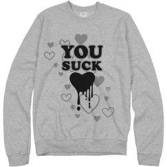 You Suck Valentines