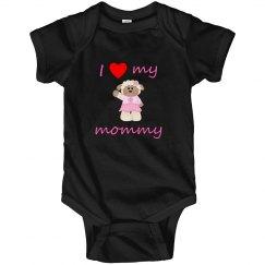 I love my mommy (sheep-g)