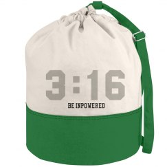 BE INpowered 3:16 Bag
