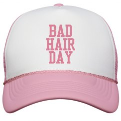 BAD HAIR DAY PINK