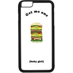 Get me a cheeseburger case