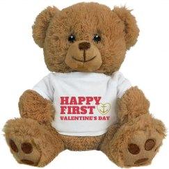 Happy First Valentine's Day