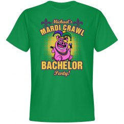 Mardi Gras Bachelor Party