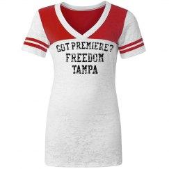 Got Premiere? #FFCC2017 Freedom Tampa (Curvy TEAM)