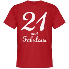 Fabulous 21