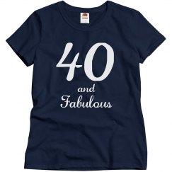 Fabulous 40 #2