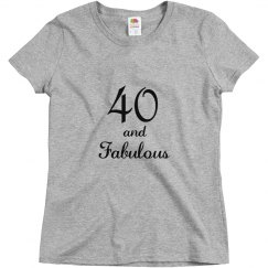Fabulous 40#4