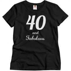Fabulous 40 #5