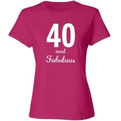 Fabulous 40 #6