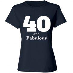 Fabulous 40 #7